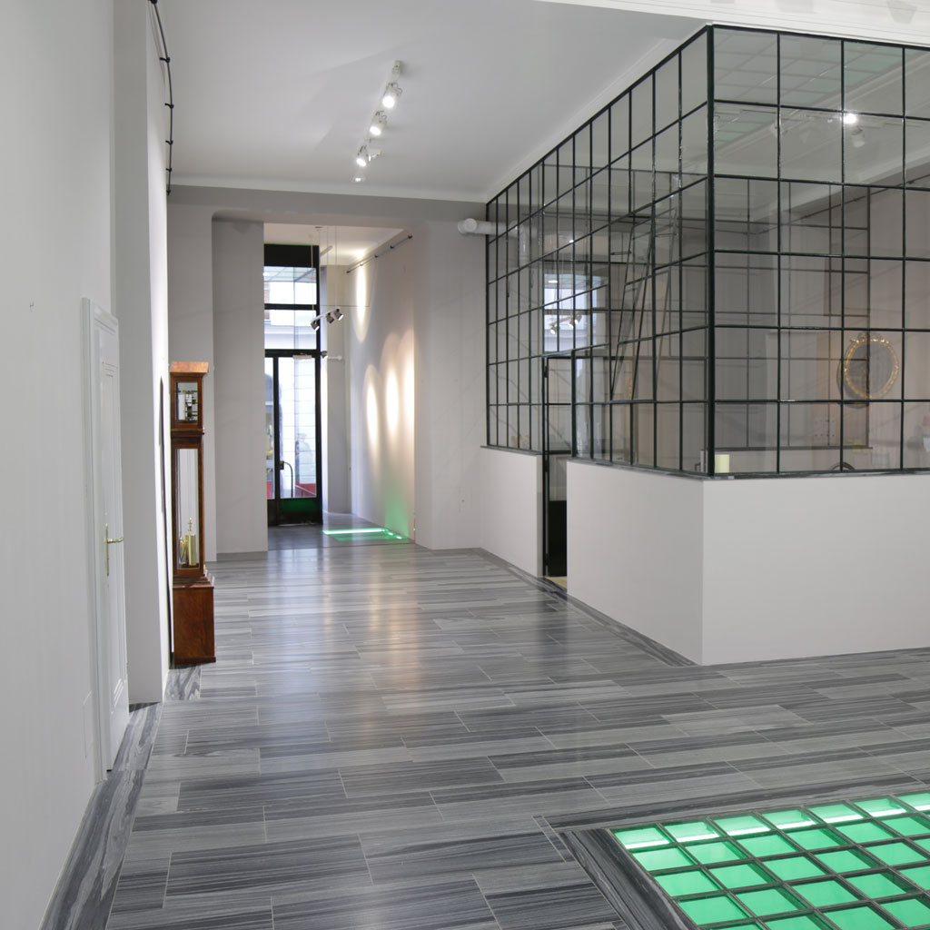 Gallery premises